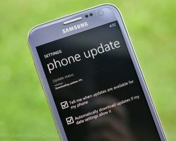 Неоператорские Samsung ATIV S получают обновление GDR2