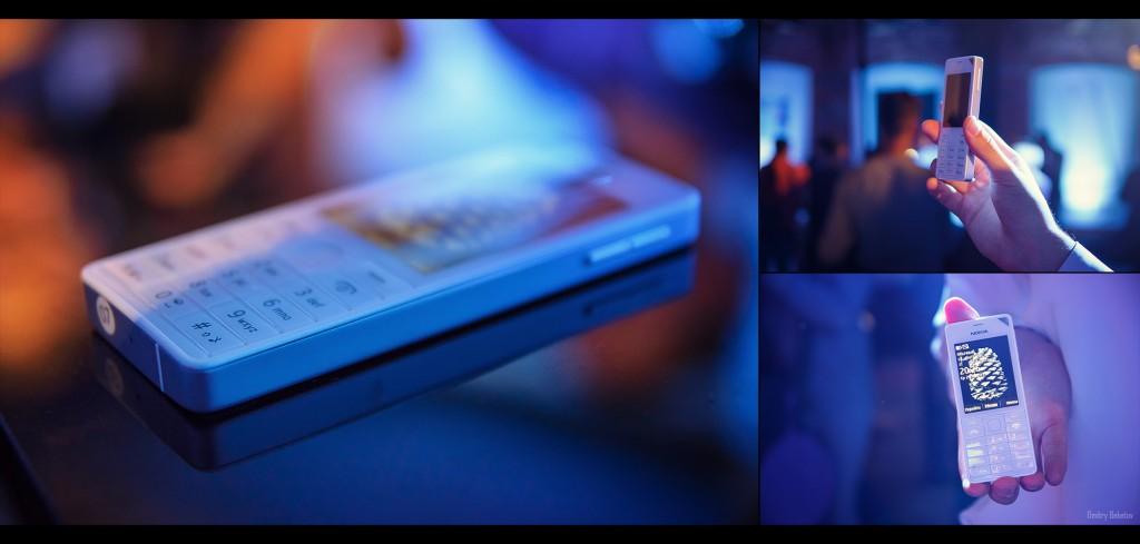 Презентация Nokia 515 в Москве