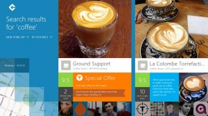 Foursquare для Windows 8