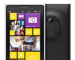 Nokia Lumia 1020 – появилась в n-store.ru. Пока без ценника.