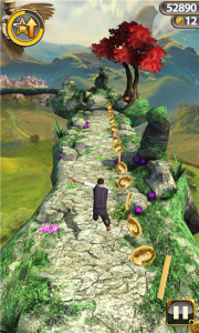 Temple Run Oz для Windows Phone 8