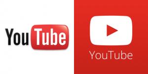 Новый логотип YouTube