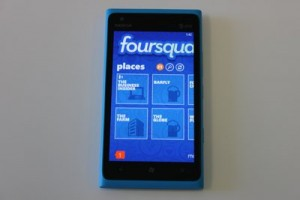 Foursquare для Windows Phone