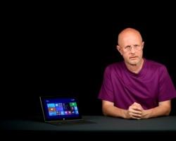 Microsoft Surface RT — видео-обзор от Goblin'a