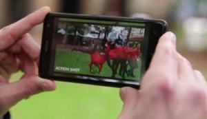 Кадр из рекламы Nokia Lumia 625