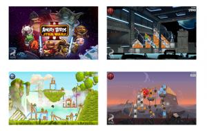 Angry Birds Star Wars 2 для Windows Phone 8