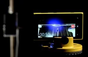 Nokia 925 и молния