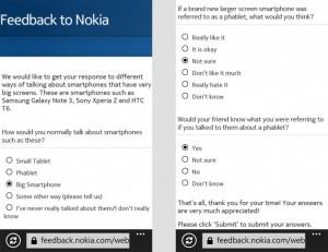 Опрос Nokia