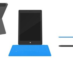 Surface Mini — Windows RT, 7,5 дюйма, LTE