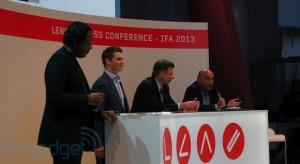 Lenovo на IFA в Берлине
