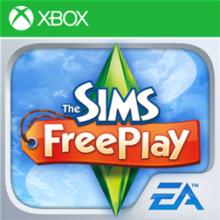 Игра недели от Xbox: The Sims FreePlay