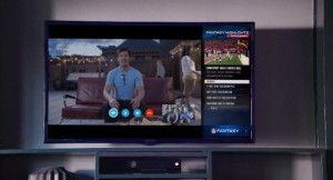 Кадр из рекламы Xbox One