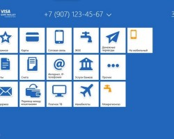 Visa QIWI Wallet для Windows 8/RT