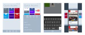 Maxthon для Windows Phone 8