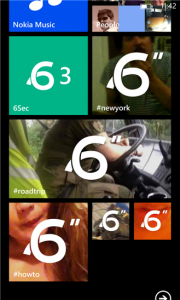 6sec для Windows Phone