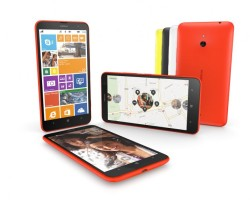 Nokia анонсирует смартфон Lumia 1320.