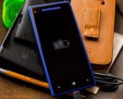 Смартфоны HTC 8Xпосле обновления GDR3 заряжаются выключенными