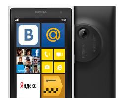 Nokia Lumia 1020 уже в продаже в России
