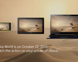 Nokia World 2013: чего ждать?