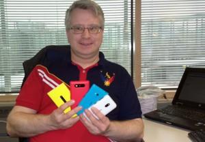 Уэйн Спиллет из Nokia Care