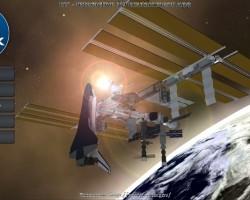 Приложения для Windows 8: Международная космическая станция