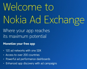 Nokia Ad Exchange