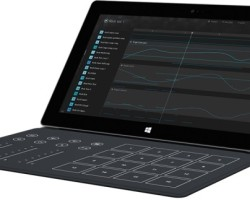 Surface Music Kit в деле: видео