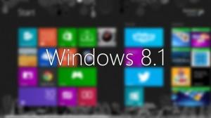 Обновление Windows 8.1