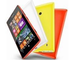 Nokia Lumia 525: пресс-рендер