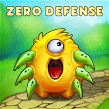 Игра Zero Defense - враг не пройдёт. Сегодня бесплатно!