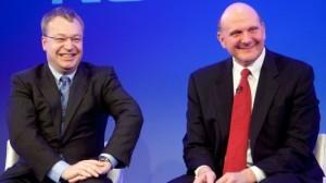 Стивен Элоп (слева) и Стив Балмер