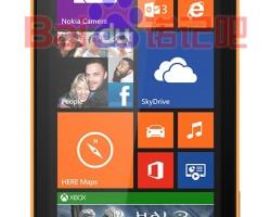 Nokia Lumia 525: все характеристики