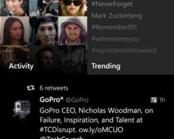 Обновления: Twitter для Windows Phone версии 3.1