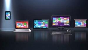 Устройства на базе Windows 8 и Windows RT