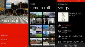 Nokia Play To для Windows Phone 8