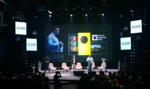 Презентация Nokia Imaging SDK на Slush 2013