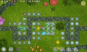 Zero Defense геймплей