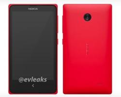 Normandy — первый Android-смартфон Nokia