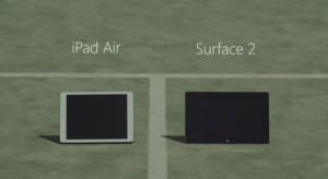 Surface 2 vs. iPad Air