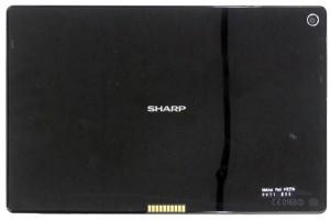 Sharp Mebius Pad