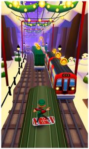 Subway Surfers для Windows Phone