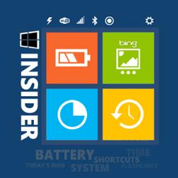 Insider для Windows Phone