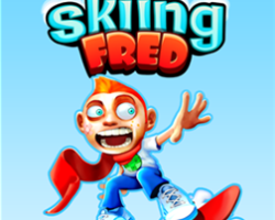 Skiing Fred— очередной хит наWindows Phone