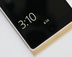 Как установить текущую температуру на экран блокировки Nokia Lumia 1520