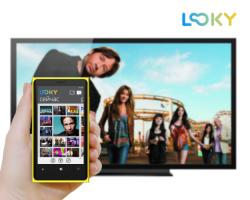 Интерактивный телегид Looky: теперь и на Windows Phone
