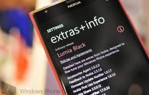 Бета-тестирование Lumia Black