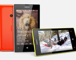 Nokia Lumia 525 — цена и дата выхода в Китае
