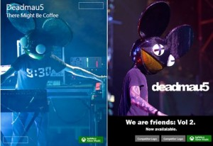 Бейджи Xbox Music