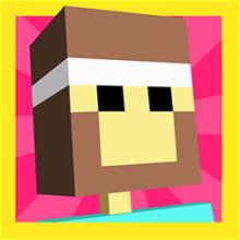 Retro Runners— бесплатная бесконечная бегалка встиле Minecraft для Windows Phone8