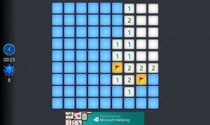 Minesweeper для Windows Phone 8